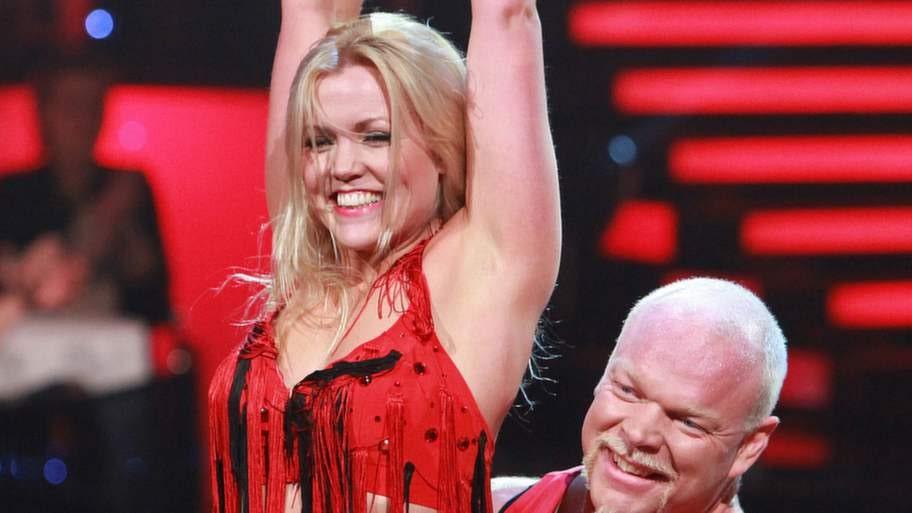 """<p>Annika Sjöö är för månag förknippad med """"Let's dance"""" i TV4.</p>"""