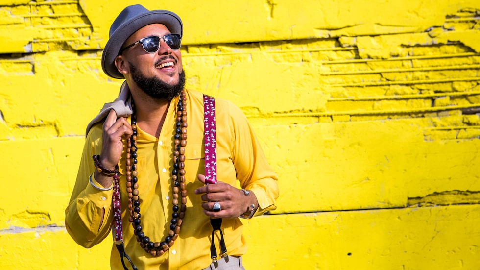 Tips 17: Artisten Kaliffa spelar solig reggae på Stockholms Kulturfestival.