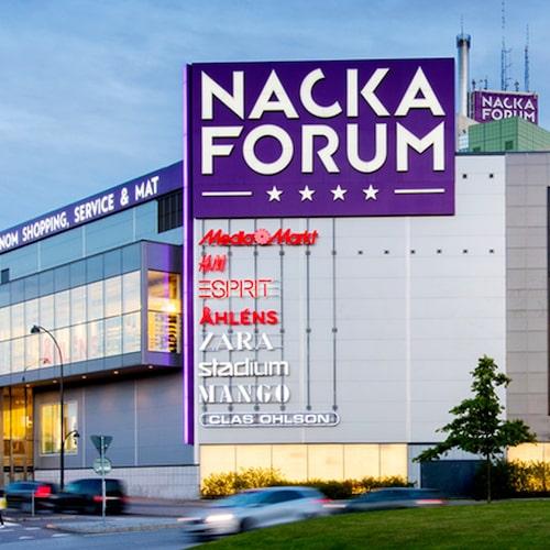 Nacka Forum.