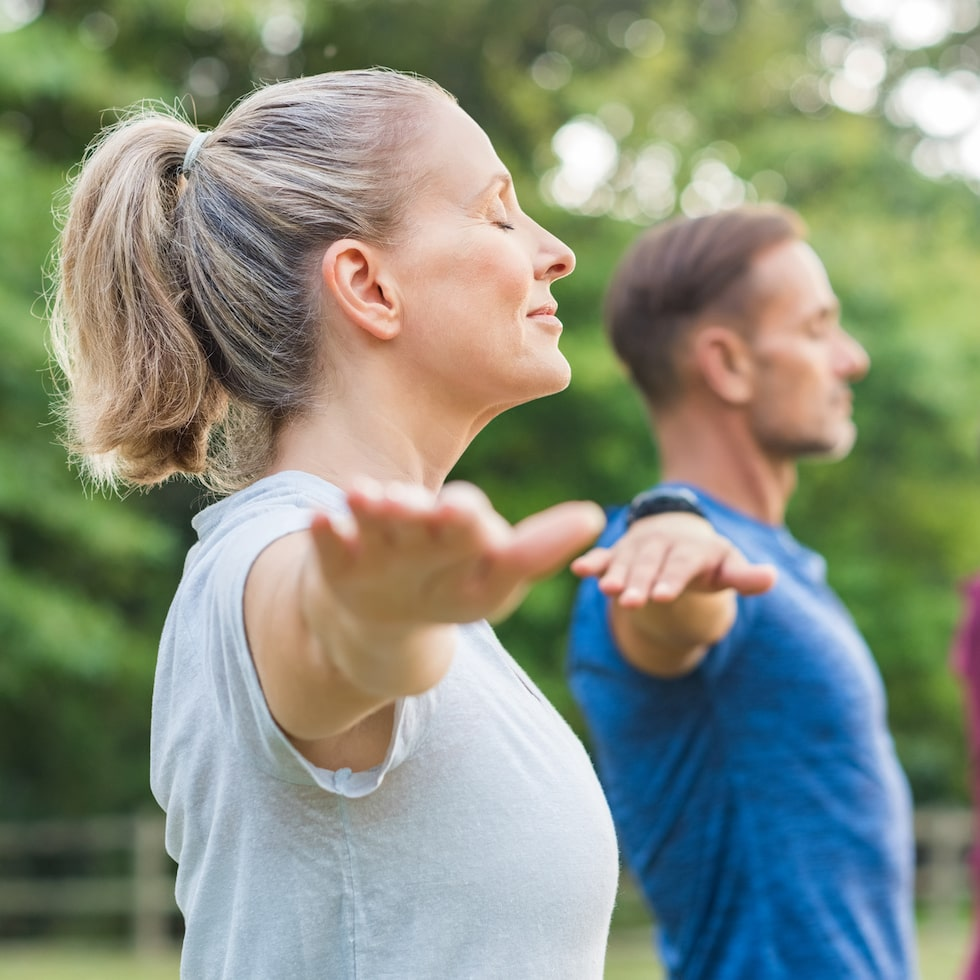 Slappna av mer i vardagen och få in regelbunden träning