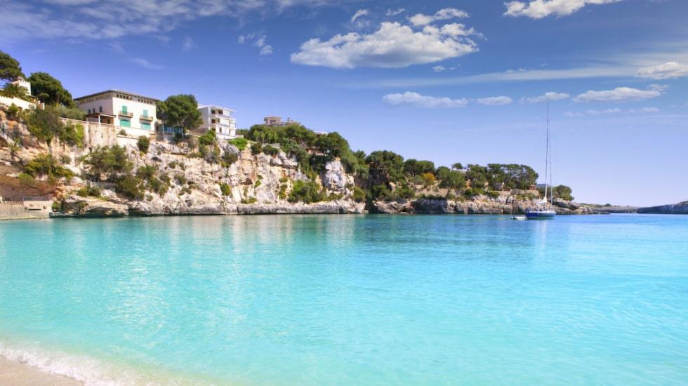 Mallorca ligger trea på listan.