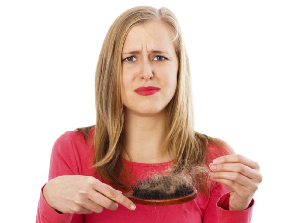 Så undviker du håravfall och tunt hår.