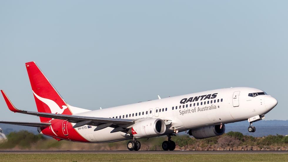 Rankningsföretaget placerar Qantas ensamt på förstaplatsen.