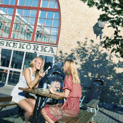 Göteborgarna är i gemen mycket sociala