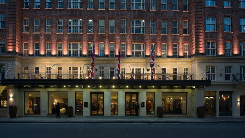 The May Fair Hotel – lyxigt hotell med bra läge mitt i London.