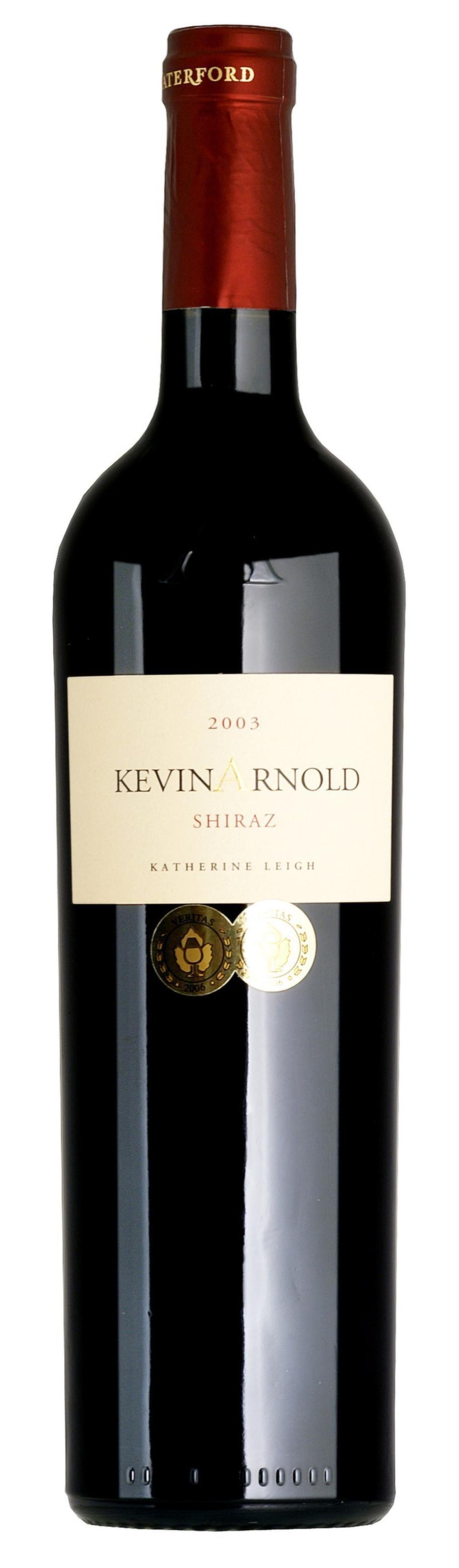 <strong>4 VINER ATT PROVA</strong><br>4. Kevin Arnold Shiraz 2008 (6506) Sydafrika, 189 kr