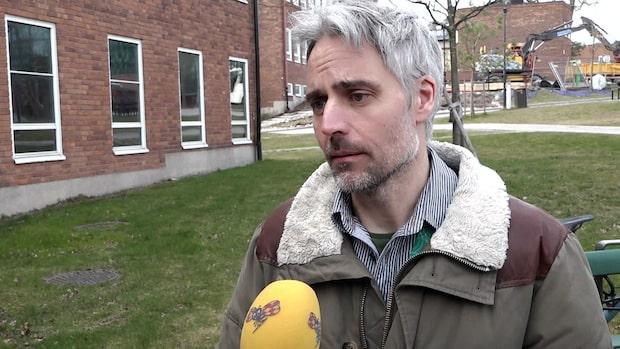 """Anders Wallensten: """"Det är en stor skillnad mot en vanlig säsongsinfluensa"""""""
