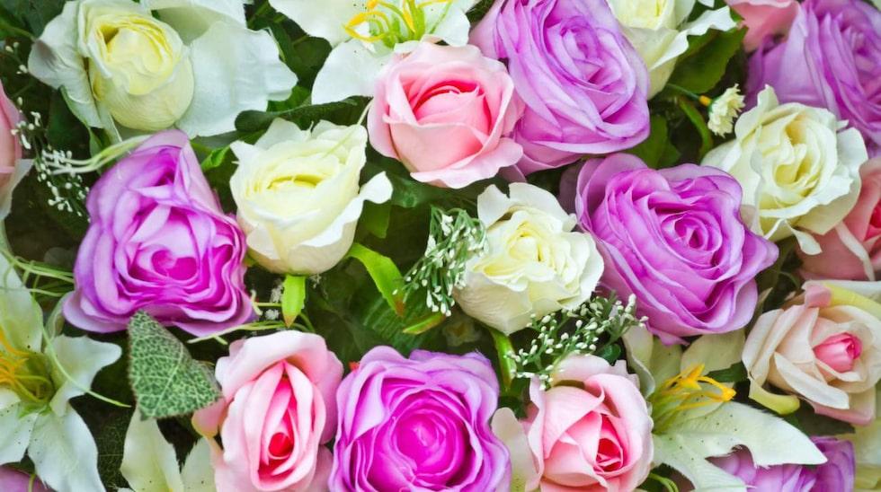 """Tio blommor betyder """"vill du gifta dig med mig?"""" Bäst att inte välja fel blommor, alltså."""