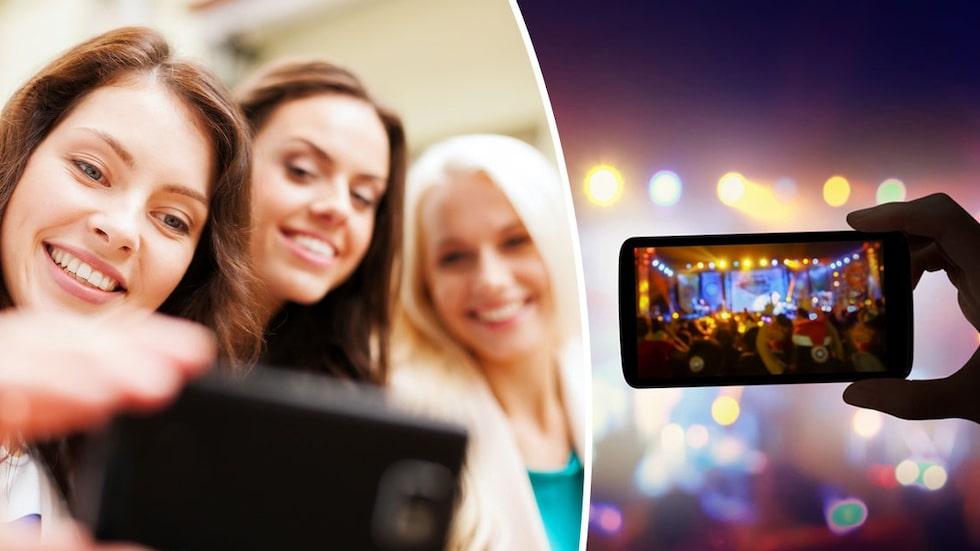 Visst är det kul att ta selfies med sina vänner, men det kan ha en negativ inverkan på ditt minne.