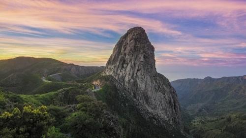 La Gomera är oupptäckt och en av Kanarieöarnas vackraste öar.