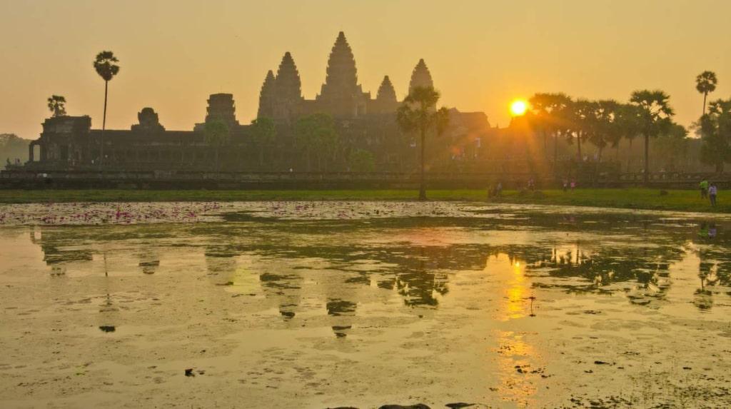 Siem Reap, Kambodja.