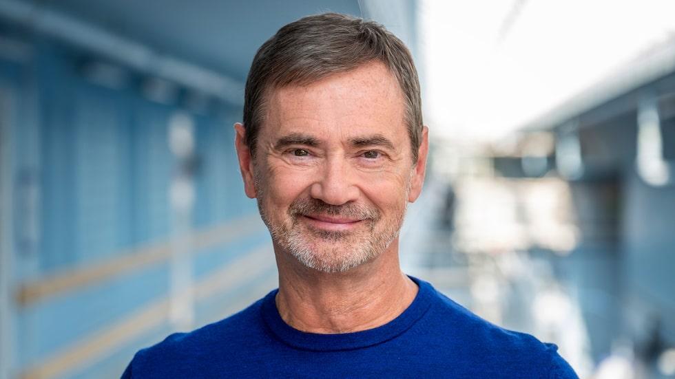 Christer Björkman har länge varit tv-producent för Melodifestivalen men ska ut på nya äventyr i USA.