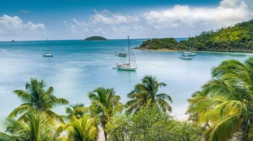 Saint Vincent motsvarar drömmen om Karibien.