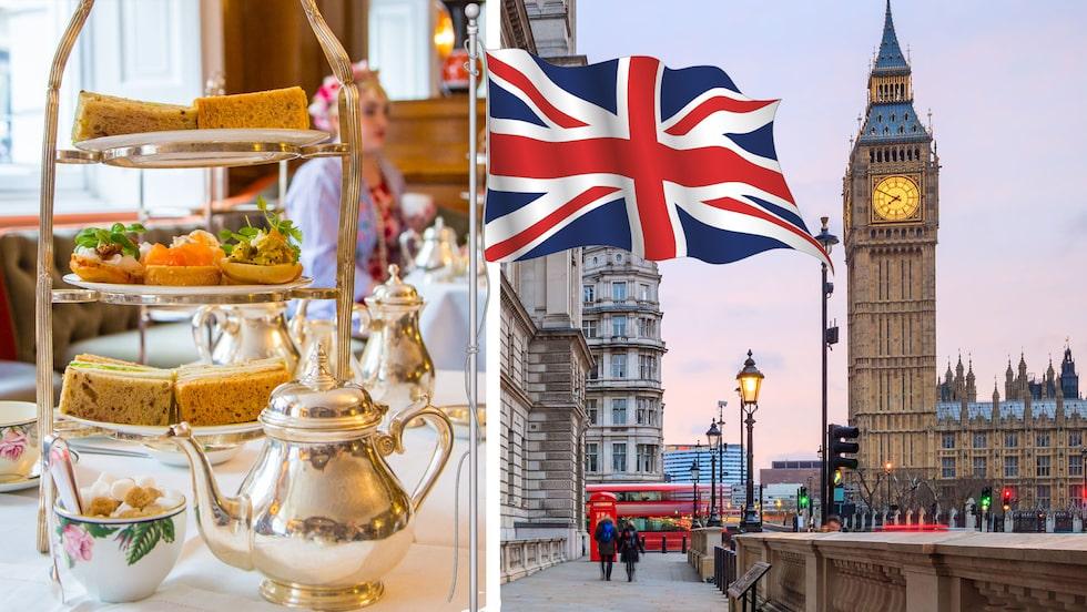 Här är allt du behöver veta om Londons sevärdheter!