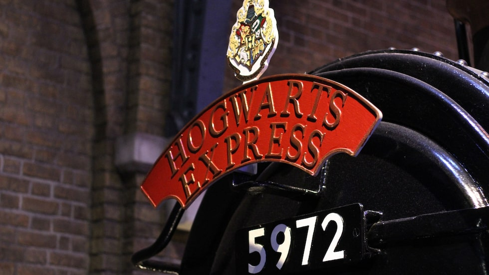 Hogwarts Express är ett Jacobite ångtåg.