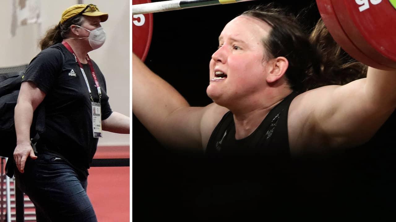 Laurel, 43, blir första  transkvinnan i ett OS