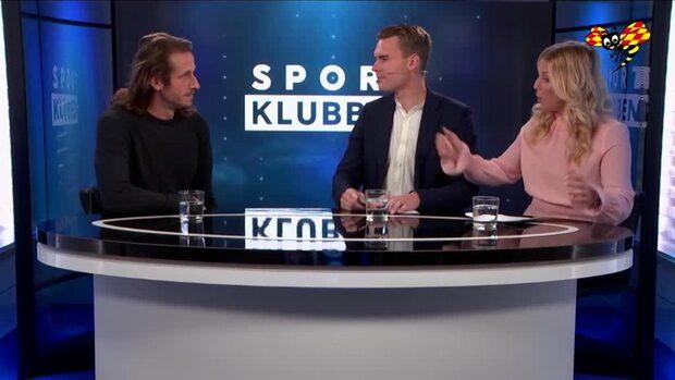 Se senaste avsnittet av Sportklubben –30 oktober