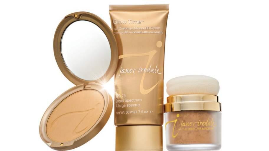 Jane Iredales makeup hittar du på bland annat skincity.se