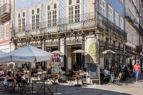Café Brasileira.