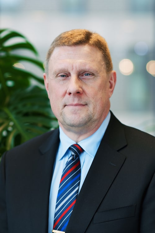 """""""Det är flera saker som pekar på att det kommer bli mycket getingar i år"""", säger Håkan Franzén, hemmets försäkringsexpert på Trygg-Hansa."""