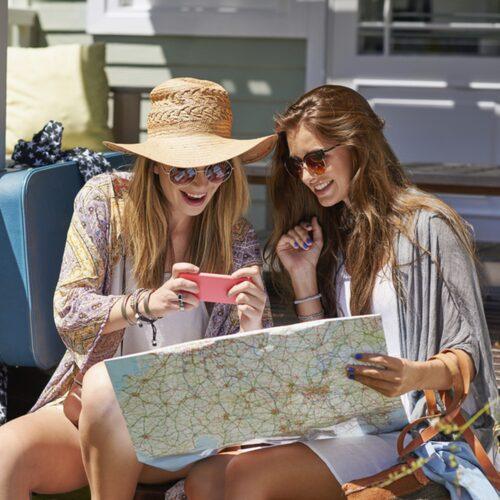 GPS och mobiltelefon i all ära, men ta med en bra karta som backup.
