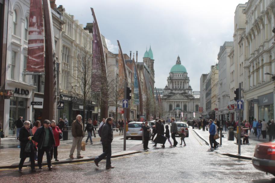 Centrala Belfast.