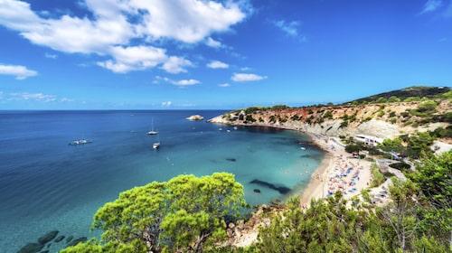 SAS kör en partylinje till festön Ibiza i sommar.