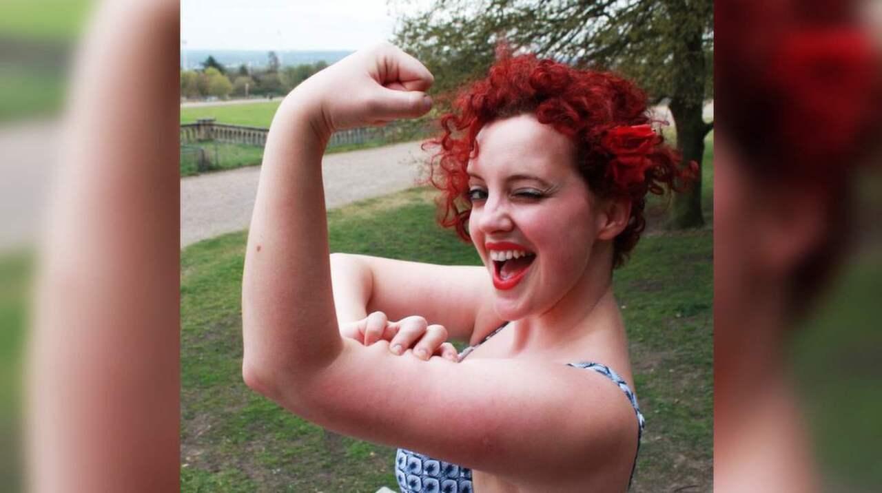 Tinder-experiment: Män vs Kvinnor som möts av en tjock dejt