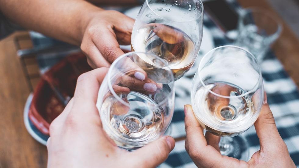 Vinho verde-viner från Portugal är ofta friska och läskande.