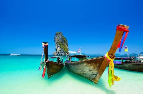 Phuket hamnar högt bland svenskarnas favoriter.