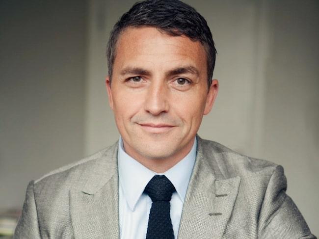 Lars Bergmark är Nordenchef på Pirelli.