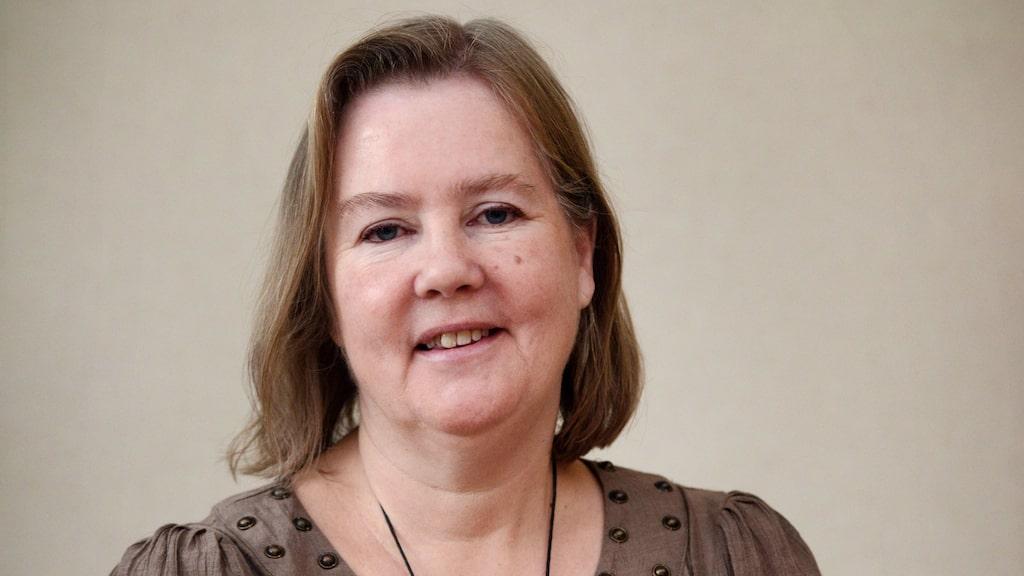 Astrologen Li Larsson.