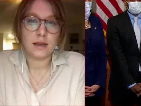 """Felicia Åkerman om riksrättsprocessen: """"Rimligt att marknaden ser igenom detta"""""""