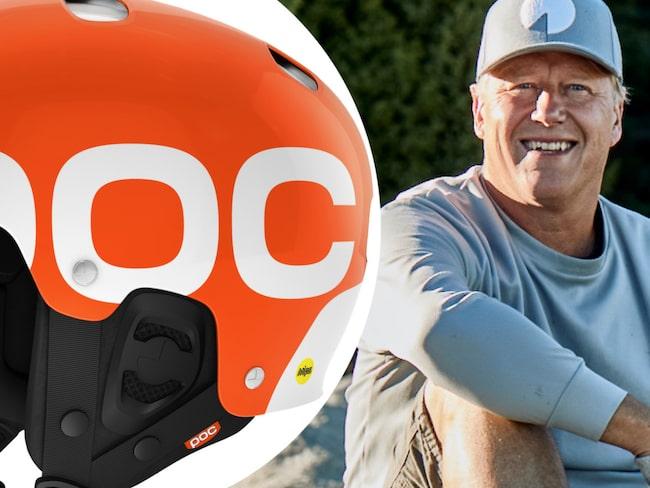 Stefan Ytterbom startade POC. Nu går entreprenören vidare med en el-motorcykel för skogen.