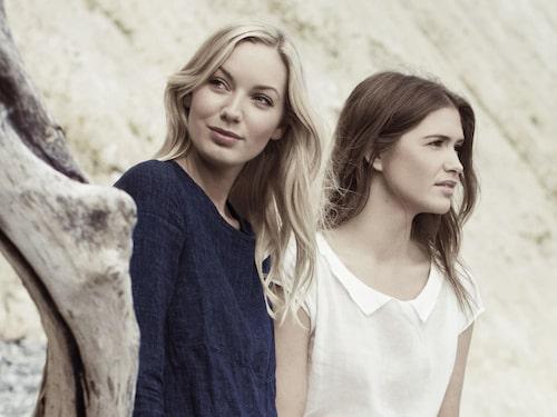 """""""Som make up-artist har jag sett att många lider av obehagliga allergiska reaktioner"""", säger Tanja (till höger)."""