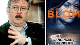 Författaren Karl Arne  Blom död – blev 75 år