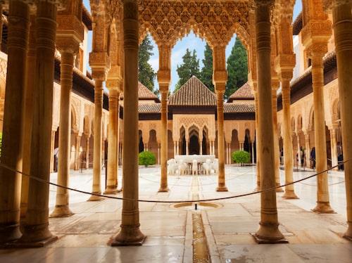 Upptäck den lite okända delen av Spanien – som Andalusien.