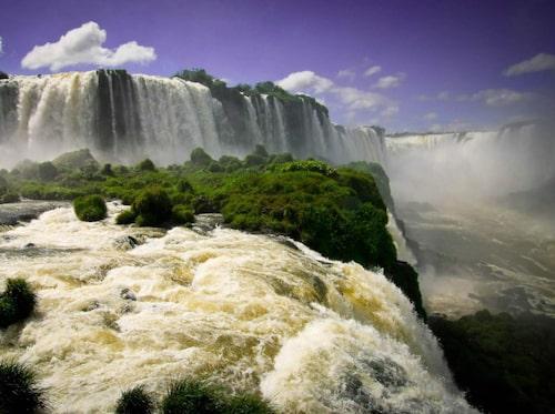 Iguazúfallen, Argentina/Brasilien