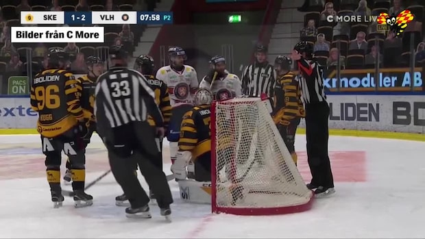Se bortdömda målet – som kostade Växjö segern