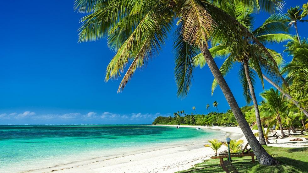 Ingen ö-lista utan Fiji!