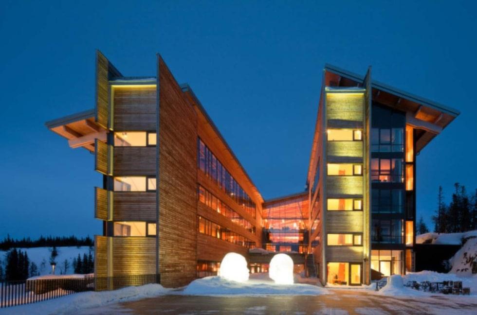 Copperhill i Åre.