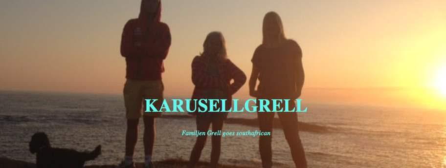 """Bästa bo-och-leva-utomlands-blogg: """"Karusell Grell"""" som drivs av Marie Grell."""