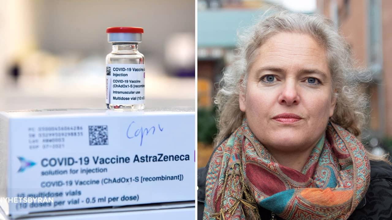 Frustration på Sahlgrenska – tvingas kassera Astras vaccin
