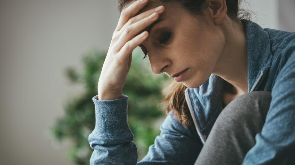 Agorafobi kan leda till stora besvär för den drabbade.