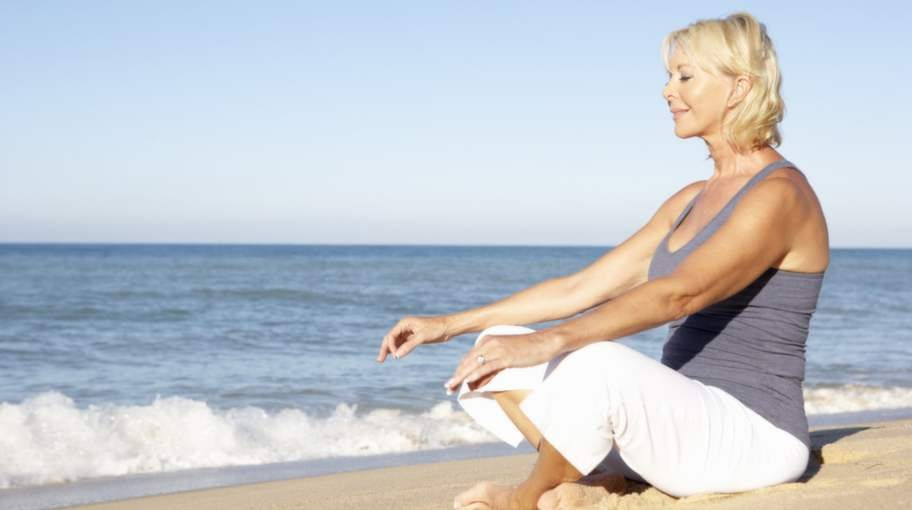 1. Huvudvärk: Pröva mindfulness-övningar.