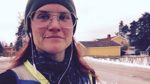 Lisa, 34 ska springa 130 mil för ALS