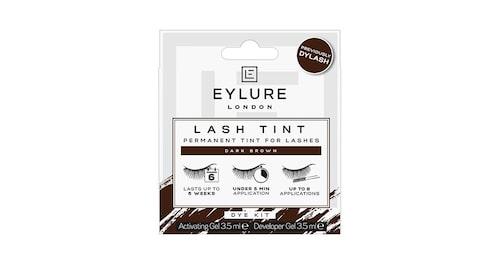 Ögonfransfärg med snabbt resultat, Eylure Lash tint.