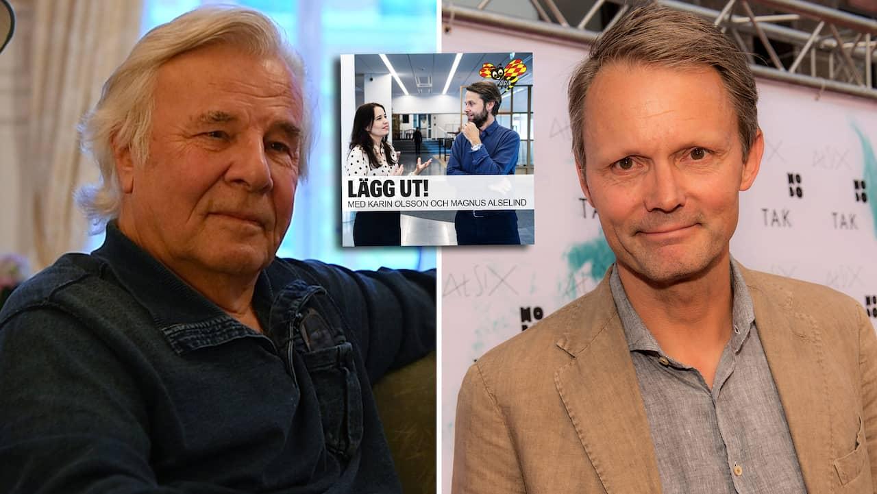 "Jan Guillou om Felix Herngrens jakttroféer i ""Lägg ut!"""