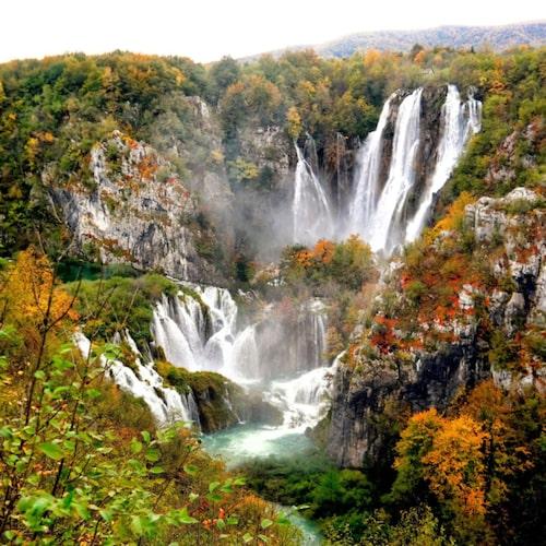 Nationalparken är ett världsarv på UNESCO:s lista sedan 1979.