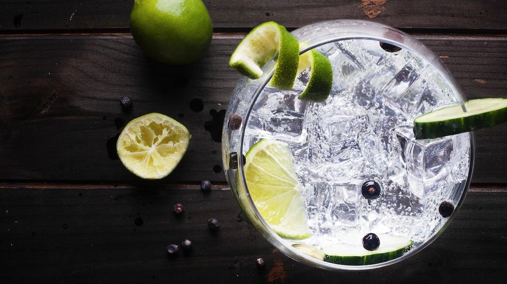 Nu har Skånska Spritfabriken lanserat en gin med kaffesmak.